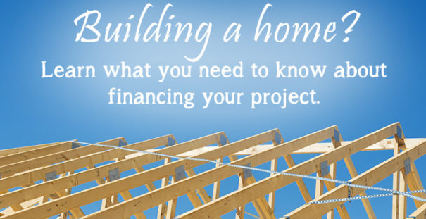 How do new construction loans work