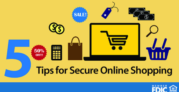 5 tips to secure online shopping