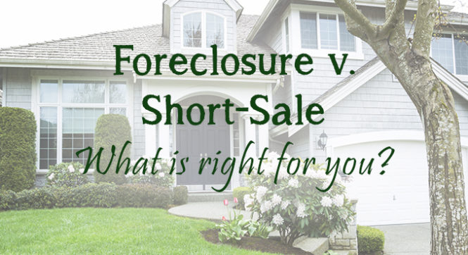 What you need to know about foreclosure and short-sale homes